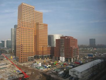 Penthouse Highborgh Symphony (28e en 29e verdieping)